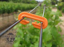 C Clip foliage wire clips