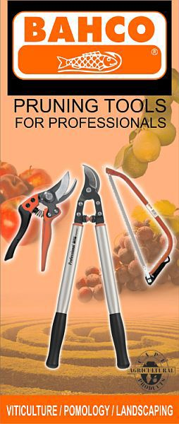Bahco professional pruning tools